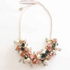 Betsey Johnson Get Your Wings Blush Necklace